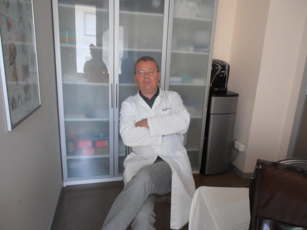 Dott. Claudio Rocco Moreschetti